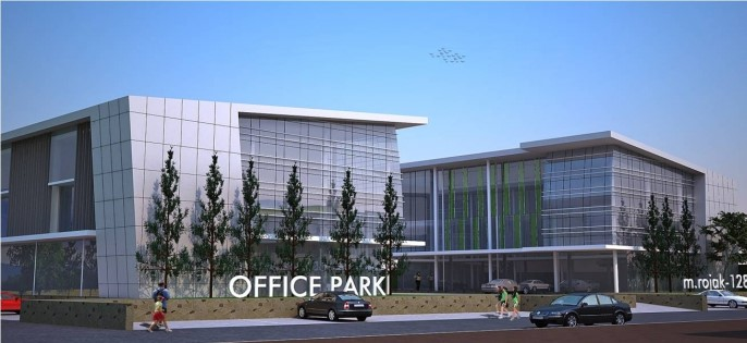OFFICE PARK PALEMBANG